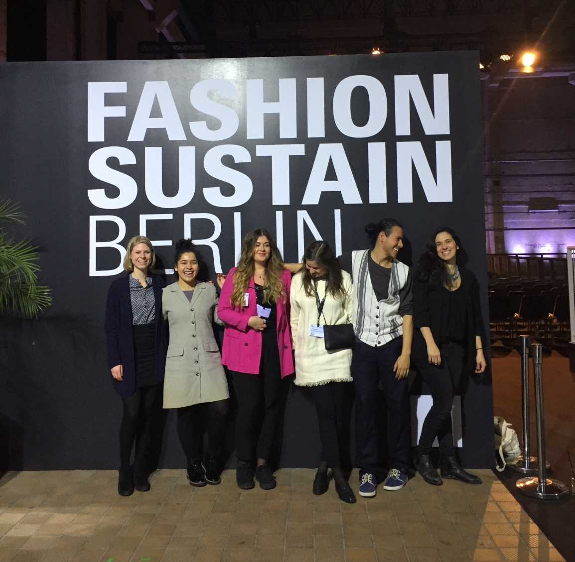Berlin Fashion Week: Fashion Sustain 2018
